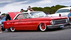 1966 XP Ford Falcon Coupe