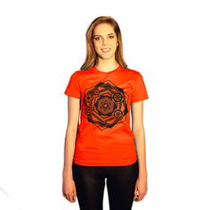 Hexagons Tee Women's, $23, now featured on Fab.