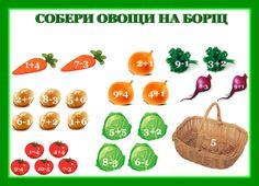 Classroom Decor, Kids Outfits, English, Vegetables, Math, Plants, Vegetable Recipes, Math Resources, Kids Fashion