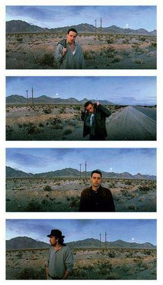 "U2, photoshoot for The Joshua Tree album. My favorite album of all time, that and The Rolling Stone's "" Sticky Fingers""."