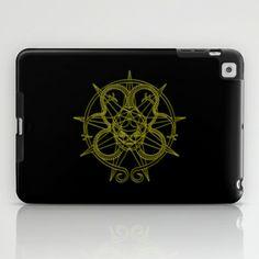 alien 2 iPad Case by Pedro Vale - $60.00