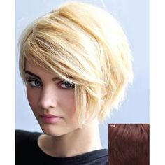 Short Wigs | Cheap Short Hair Wigs For Women Casual Style Online Sale | DressLily.com - Page 5