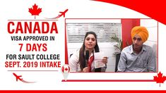 Canada Student Visa Approved in Just 7 Days For Sault College Best University, Social Services, How To Apply, Canada, College, Student, Education, Day, University