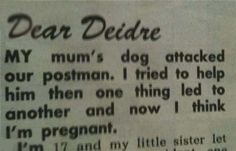 This mother-to-be. | 27 British People Who Must Be Stopped