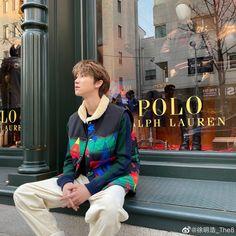 """We need Hao to model for Ralph Lauren 🐸"" Going Seventeen, Seventeen Album, Wonwoo, Jeonghan, Seventeen Minghao, Hip Hop, Le Polo, Seventeen Wallpapers, Pledis Entertainment"