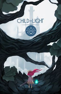 Child of Light Fan Art - Created by Rousteinire
