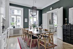 Du bleu dans la cuisine - PLANETE DECO a homes world