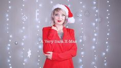 Boob twerking στο πνεύμα των Χριστουγέννων