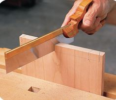 4 Tips for Dovetailing by Hand - Popular Woodworking Magazine