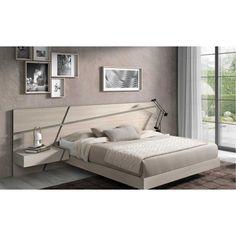 Dormitorio Creta excelente terminación, se realiza en diferentes acabados y a medida, por lo que nos permite adaptarnos a todo tipo de hogares. Visítanos