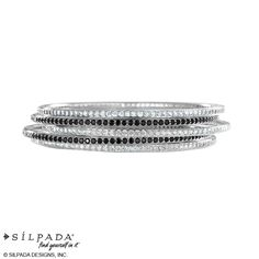 SHOP NOW #B2897 #SILPADASTYLE https://mysilpada.com/shop/product/perfection-bangle-B2897?rep=kat.vong&localeCode=en_US
