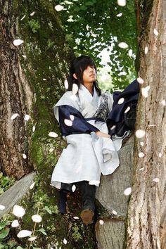 Moon Jae Shin.. Sungkyunkwan Scandal. I love his robe. I think it suits him.