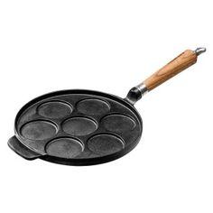 Pancake Pfanne von Granit