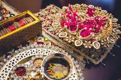 Indian bride accessories. http://www.maharaniweddings.com/gallery/photo/94100