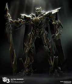 This is always what I have imagine Megatron to be - NP Transformers: Dark of the Moon Concept Art by Josh Nizzi Ultra Magnus Transformers Characters, Transformers Optimus, Optimus Prime, Transformers Bumblebee, Dark Fantasy Art, Sci Fi Fantasy, Shockwave Transformers, Gundam, Ultra Magnus