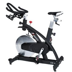 Steelflex Commercial CS2 Indoor Cycle Trainer - CS2