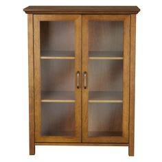 Elegant Home Fashion Anna Floor Cabinet With 2 Door