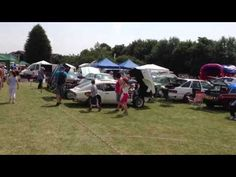 2013 Doncaster classic car & bike show - YouTube