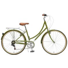Critical Cycles Beaumont City Bike, 7-Speed Step-Thru - Critical Cycles - Westridge Outdoors