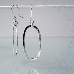 Sophies Silver - Hängande örhängen - Silver - 2