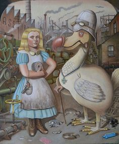 ALICE IN WONDERLAND BY KARL BEUTEL