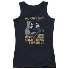 Batman: The Animated Series: Between Us Junior Tank Top