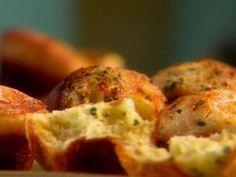 Cheesy Popovers Recipe : Sunny Anderson : Food Network