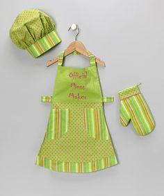 Retro Chic: Aprons & Kitchen Textiles | Daily deals for moms, babies and kids