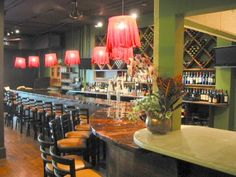 Bar Cento Wine Racks Cleveland Restaurants Recipe Sites Good Pizza