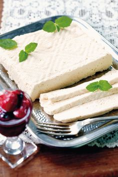 No Cook Desserts, Vanilla Cake, Feta, Vegetarian Recipes, Dairy, Cheese, Cooking, Kids, Cucina