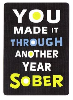 Cheers to your sobriety! #sobriety #sober #recovery