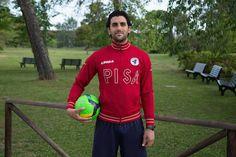 #Pisa #BeachSoccer. Matteo #Marrucci promosso a giocatore-allenatore dei nerazzurri prossimi partecipanti al campionato di #SerieA