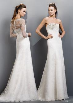 Long Wedding Dress - Bing Images