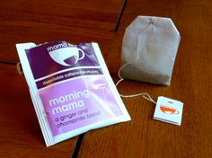 Mummy Rated Review of Morning Mama Herbal Tea