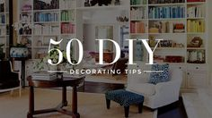 50 DIY Decorating Tips Every Girl ShouldKnow | StyleCaster