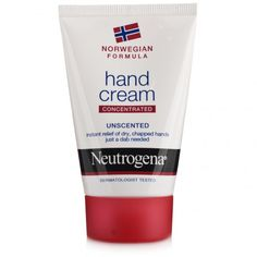 Neutrogena-Norwegian-Formula-Hand-Cream-Unscented-The best cream for my hands #loveit