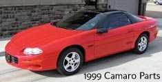 The 1999 Camaro was a 4th Generation Camaro spanning from 1993-2002. Coupes and Convertibles were available for the 1999 Camaro base and Z28 models. The 1999 Camaro was the final year for the RPO 1LE performance option which featured d factory installed double adjustable Koni shocks, stiffer springs, a larger front and rear anti-roll bars, and stiffer suspension.