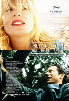 The Diving Bell and the Butterfly. Proof that Basquiat wasn't Julian Schnabel's direct-what-you-know one-hit-wonder.
