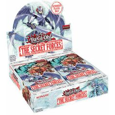 Yugioh The Secret Forces Booster Pack (New Factory Sealed)