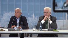 Die US-Wahl treibt auch Baden-Württemberg um. Ministerpräsident Kretschmann (Grüne)und Vize-Regierungschef Strobl (CDU) machen keinen Hehl daraus, wen sie ungern im Weißen Haus sähen.