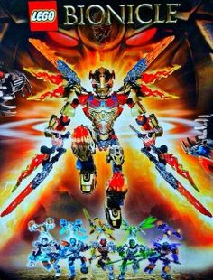 BIONICLE 2016 set descriptions | Brickset: LEGO set guide and database