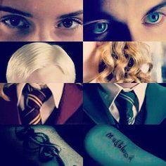 Un Dramione où tout commence par un projet à deux obligatoire ou les binômes sont formés par les professeurs. Bien évidemment le but est de mélanger les maison et voilà que Hermione Granger et Drago Malefoy se retrouvent ensemble.