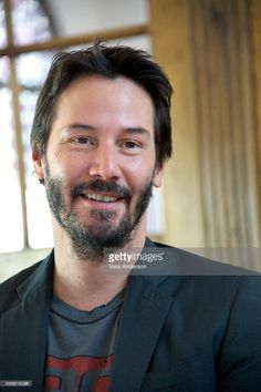 Keanu Reeves at the 'John Wick' Press Conference on October 7, 2014 in West Hollywood, California.