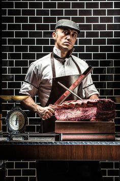 Butcher, 1515 West 1515牛排馆