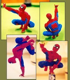 The Coolest Thing Ever Done With Pipe Cleaners   YouBentMyWookie