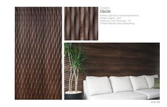 Classic Collection - Liscio - wooden engineered wall panel - available in various finishes