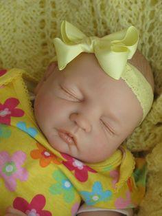 Reborn baby girlheirloom doll Fleur kit by by simplysweetbundles, Etsy