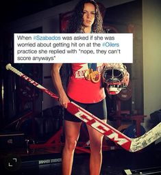 21 Of The Most Badass Moments From Women's Hockey In Canada 21 Of The Most Badass Moments From Canadian Women's Hockey Hockey Drills, Women's Hockey, Hockey Memes, Hockey Quotes, Hockey Players, Hockey Stuff, Sports Memes, Goalie Quotes, Funny Hockey