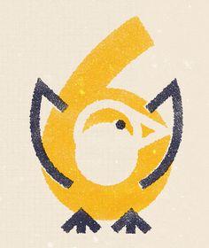 bird -6- on Behance