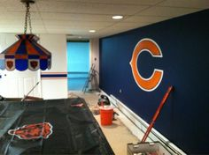 uh, yes there will be a Bears room in my house.